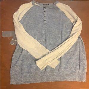Men's Express Long-Sleeve Cotton Shirt